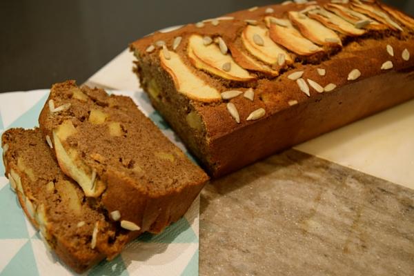 Appel-Banaan Cake