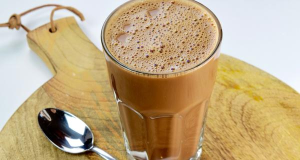 kokos-chocolademelk