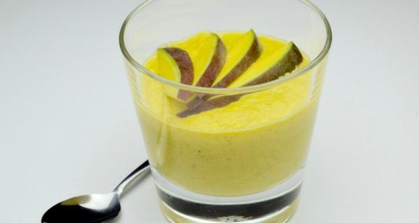 suikervrije-mango-custard